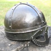 "Casque viking type ""Gjermundbu""-04"